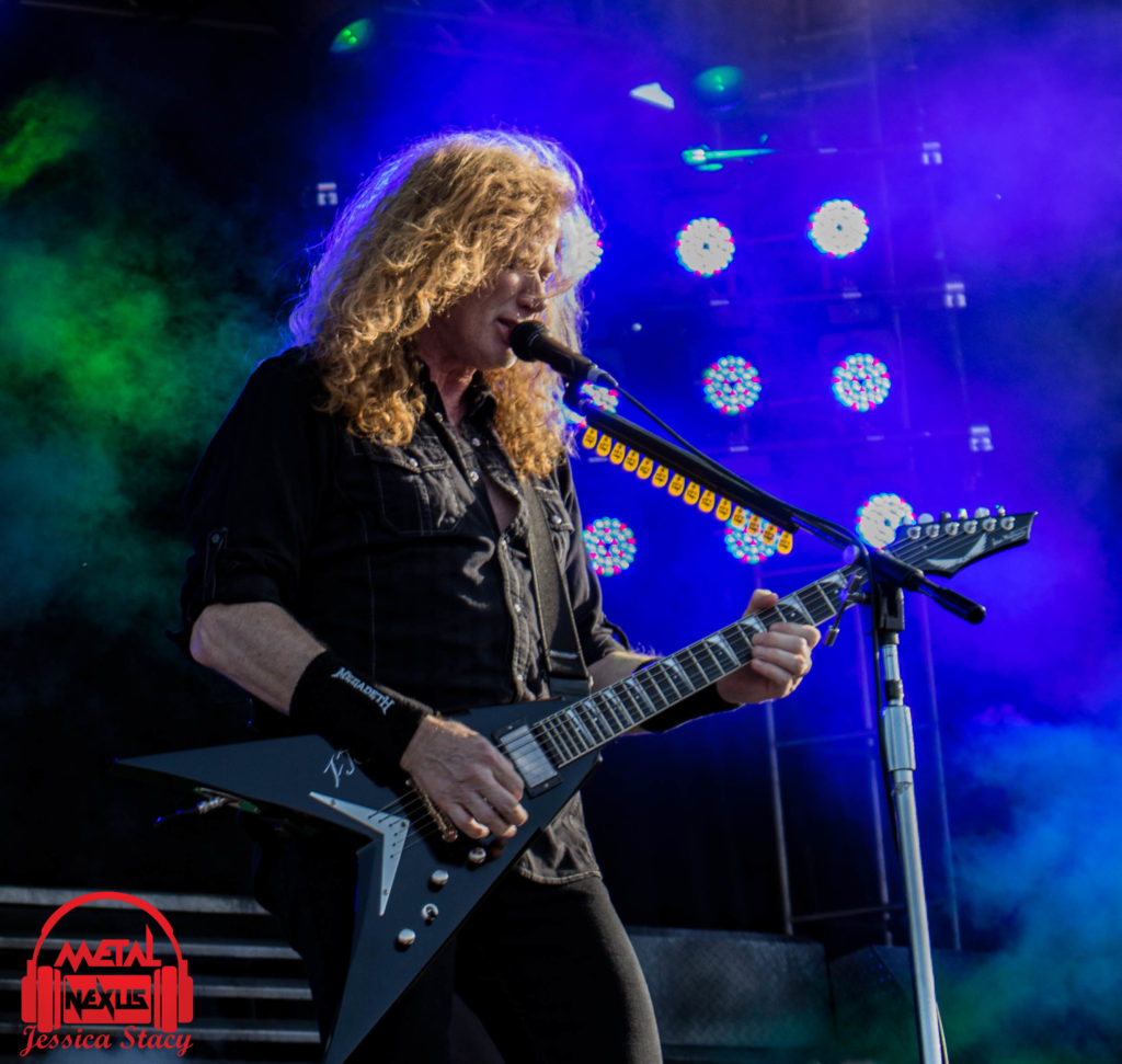 Dave Mustain - Megadeth