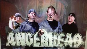 Angerhead 2016 band Photo