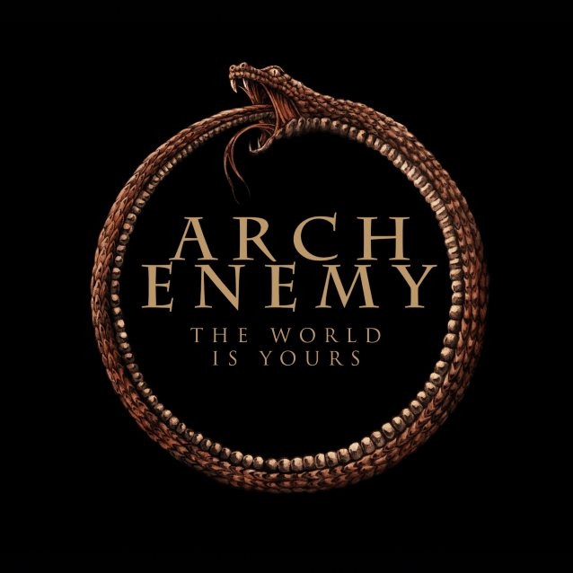 "Michael Amott comments, ""We've been hard at work on the new album for a while now and we're proud to present the first taste of new Arch Enemy music in ..."