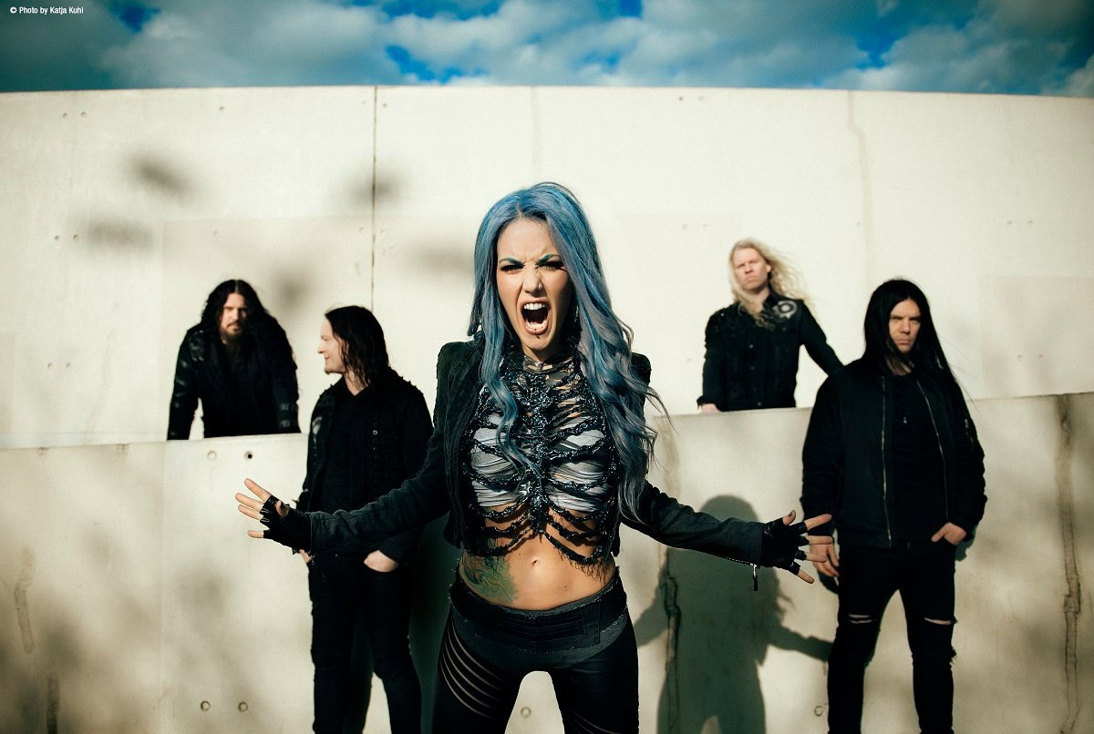Probably one of the biggest cards on the deck of melodic death metal, ARCH ENEMY has released their new official music video for the single, 'The World Is ...