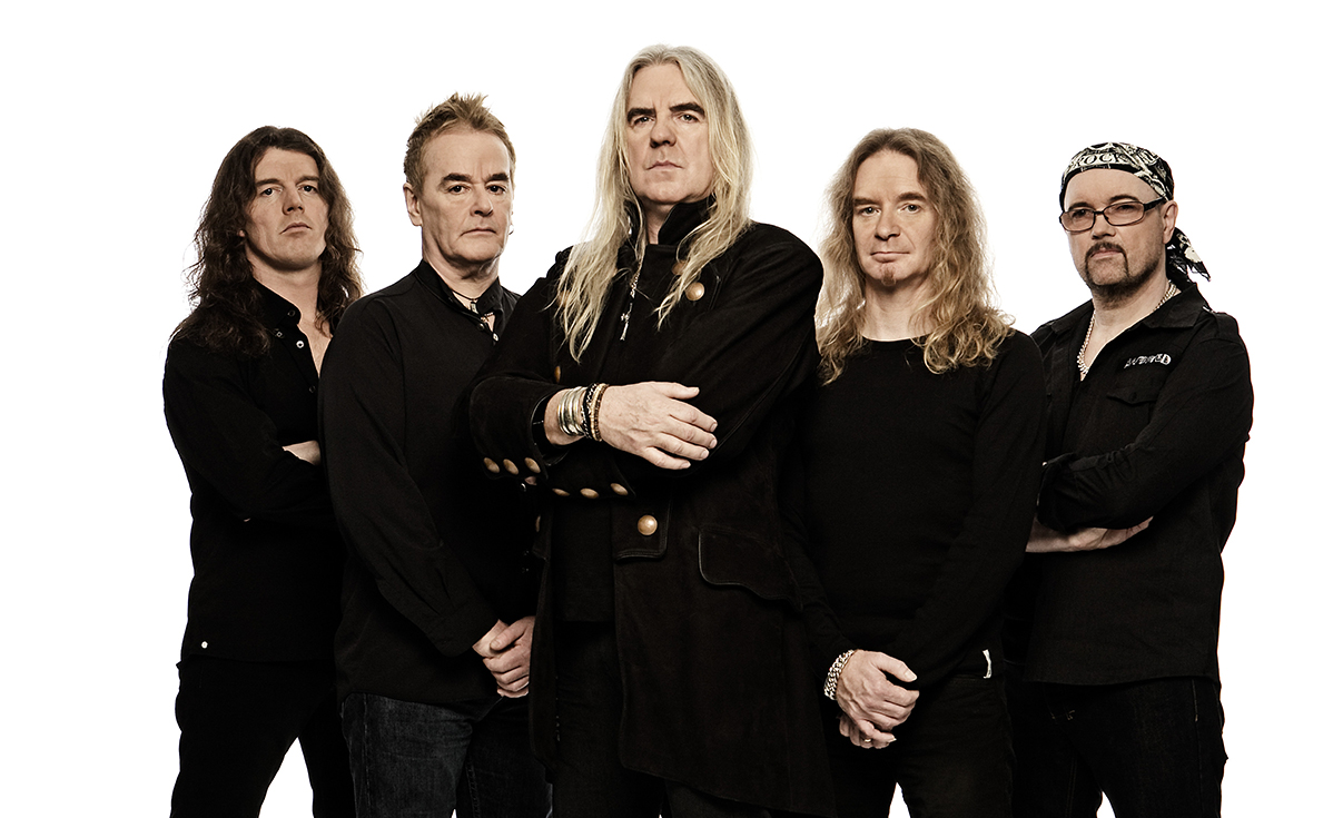 """SAXON Release First Single """"THUNDERBOLT"""" From Upcoming ..."""