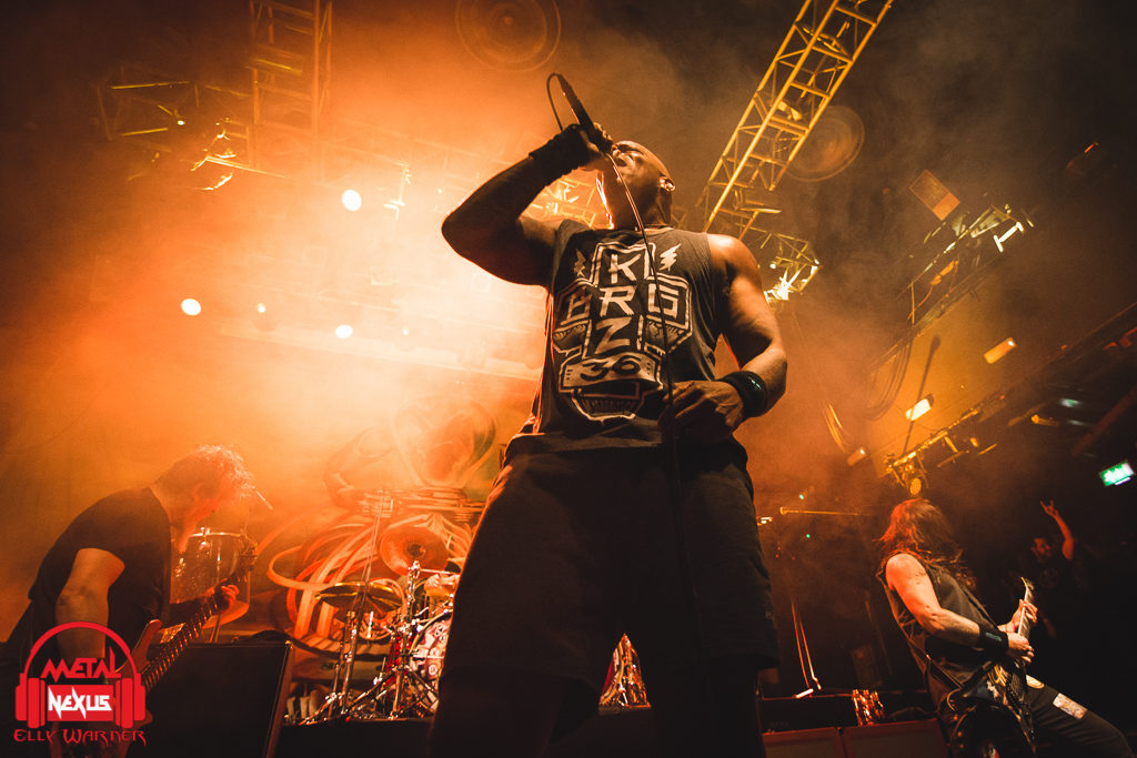 Live review sepultura machine messiah in london uk photo arriving a half hour early to any gig is perhaps not the best idea especially when it is freezing cold with snow in the air but i wasnt the only one keen thecheapjerseys Choice Image