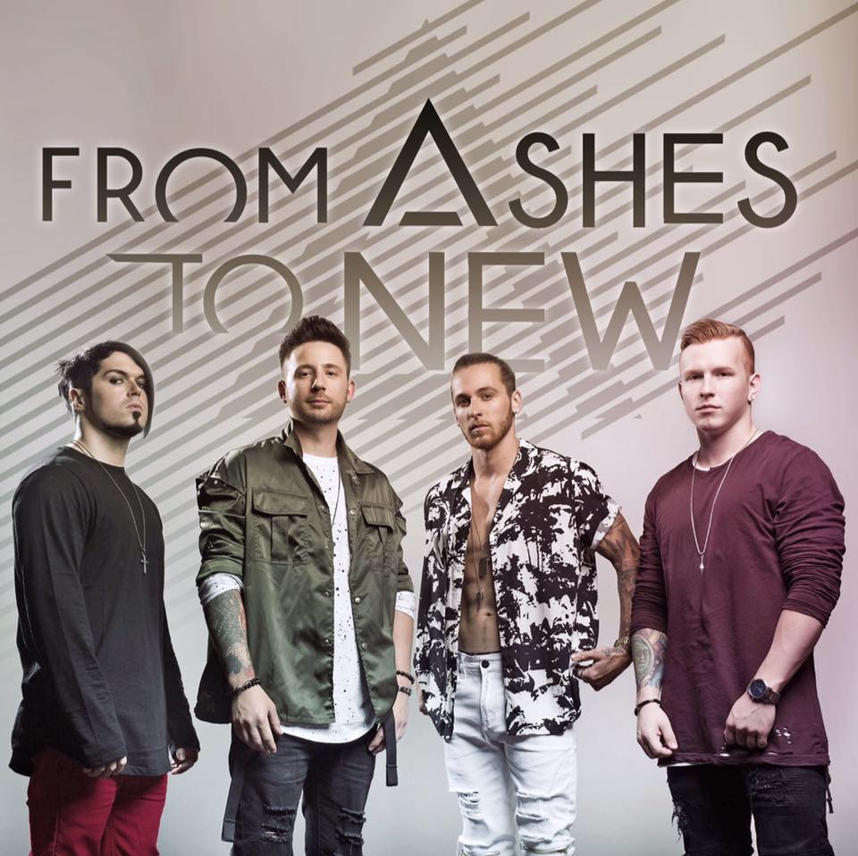 Review: FROM ASHES TO NEW – 'The Future' [Official Videos