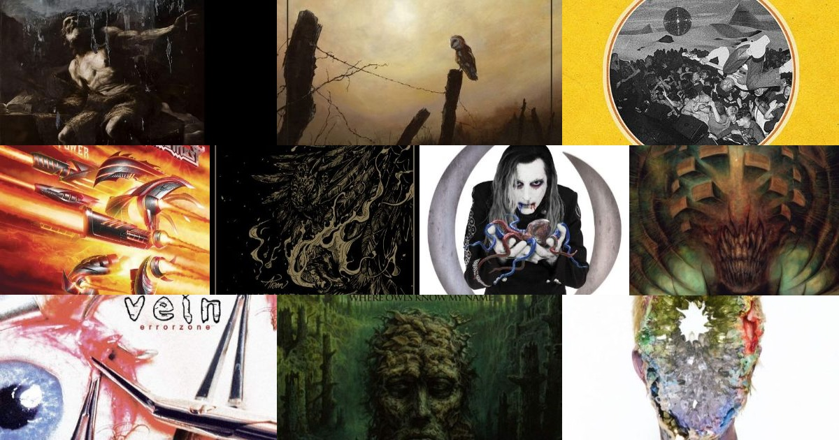 Top 10 Albums Of 2018 [Assistant Editor Picks] – Metal Nexus