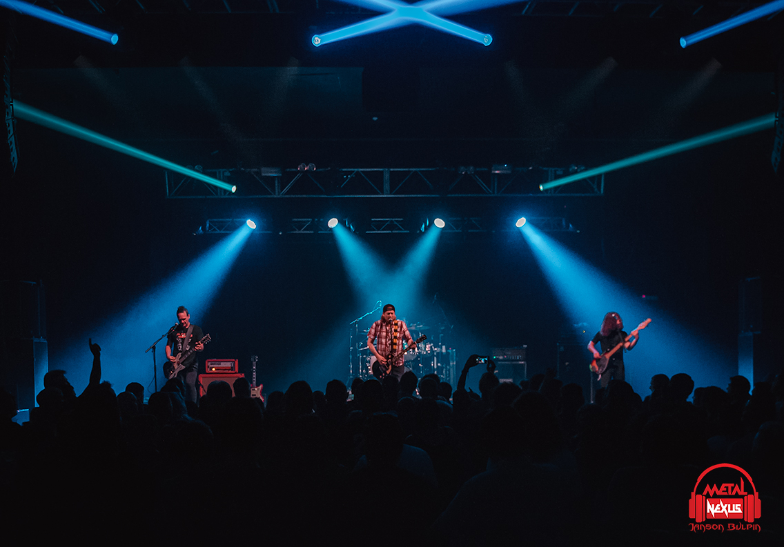 PUDDLE OF MUDD & THE VIGIL Rock The Stage In Bristol, UK